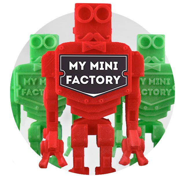 Photo of MyMiniFactory